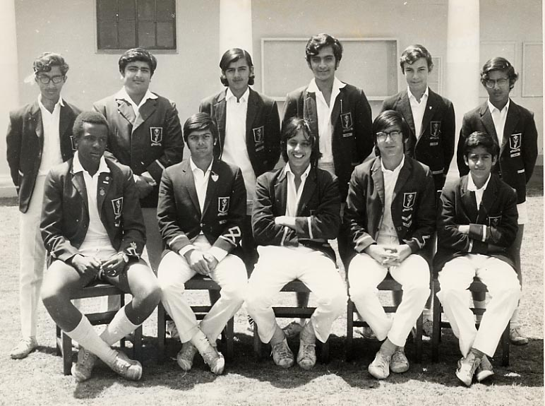 Image of Clive House Cricket Team 1971