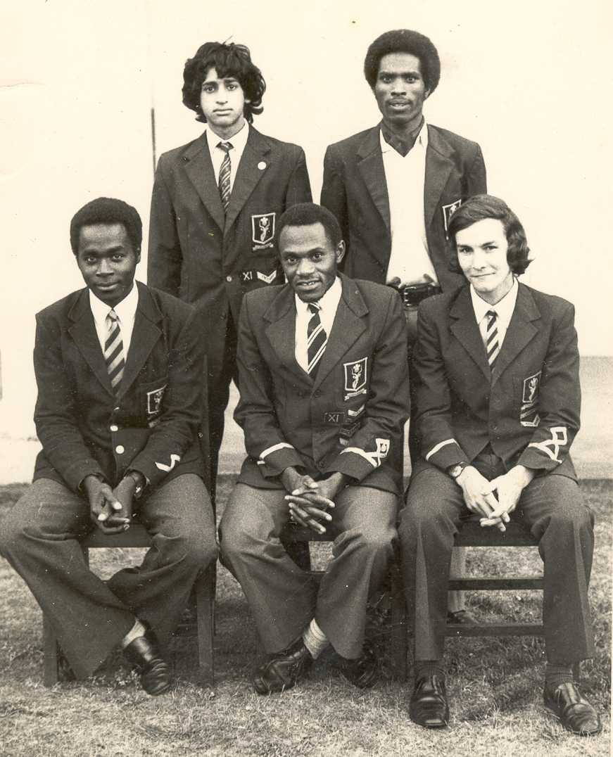 Image of Elgon (Clive) House Prefects - 1975