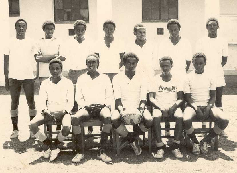Image of Elgon (Clive) House Soccer Team - 1975