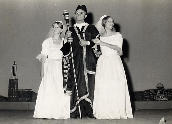 Production of The Gondoliers 1966