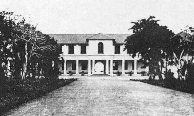 Government House, Mombasa, from �Architecture and Personalities