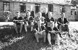 Grigg House Prefects 1960
