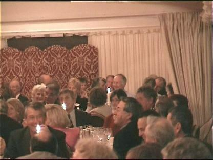 Image of House of Lords Dinner 2001