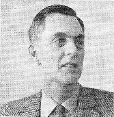 Bill Liversidge - Staff member at The Prince of Wales School 1946-1963