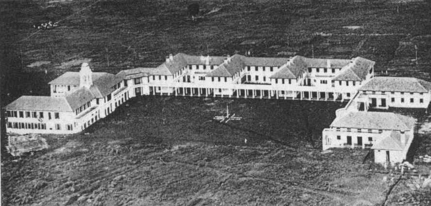The Prince of Wales School, Nairobi - c 1932