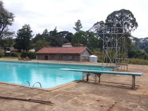 Nairobi School Swimming Pool Sept 2005