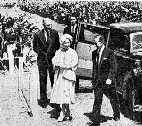 Queen Mother's visit to Kenya - 1959