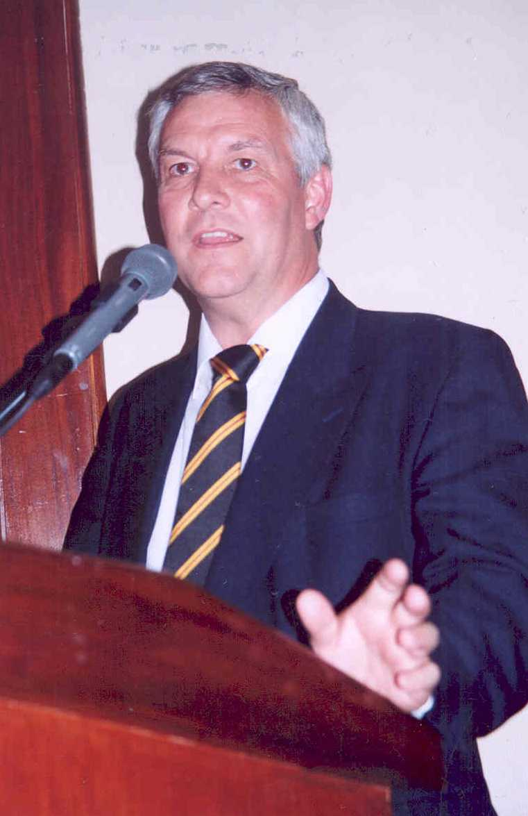 Image of Steve Le Feuvre - 1st Oct 2004
